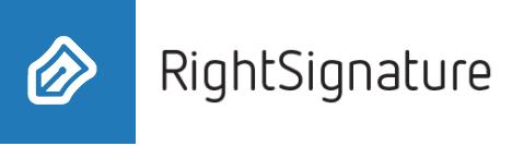 right signature